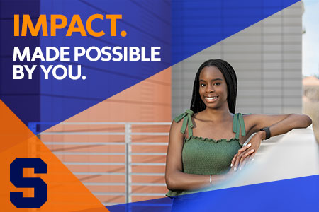 IMPACT Made possible by you.